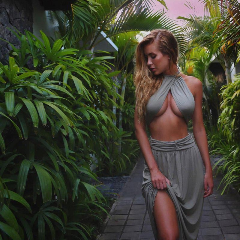 модель Рени model Renee Somerfield