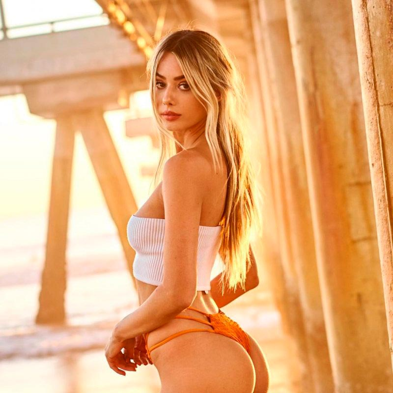 модель Селеста model Celeste Bright