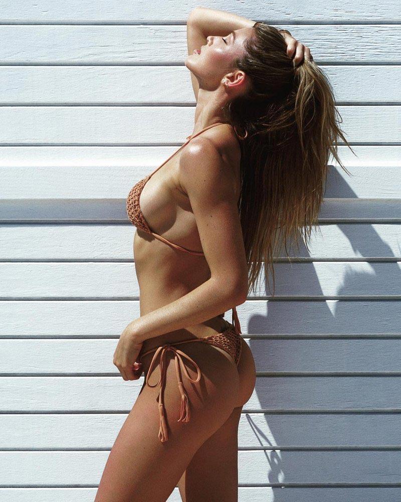 модель Симона model Simone Villas Boas