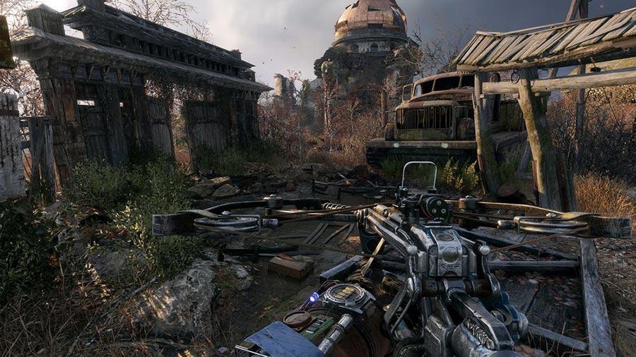 игры 2018 года Metro: Exodus
