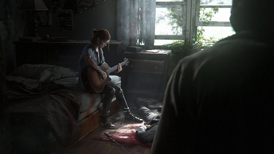 игры 2018 года The Last of Us: Part II