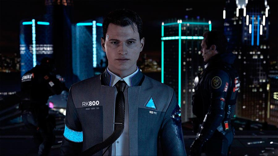 игры 2018 года Detroit: Become Human