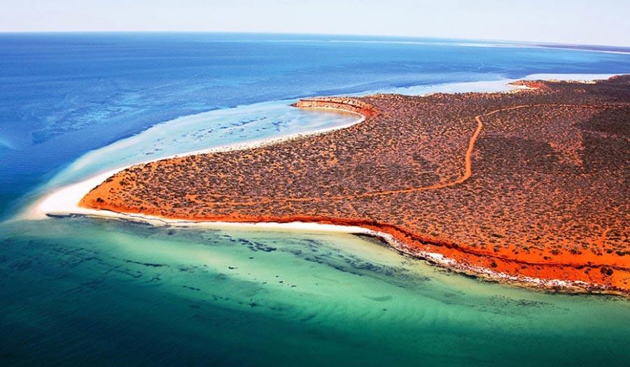 природа восхитительно красочна Австралия