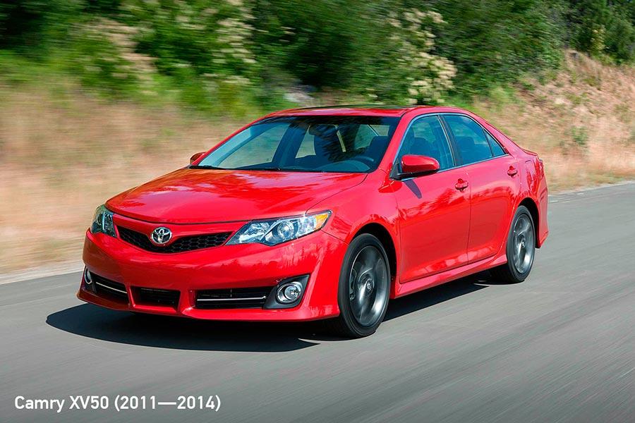 Новая Toyota Camry: тест-драйв в Америке