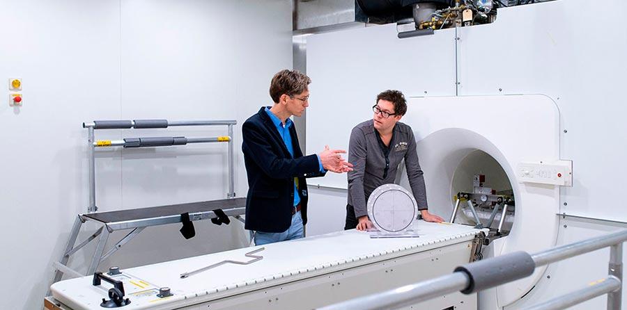 Новый аппарат МРТ повышает точность лучевой терапии