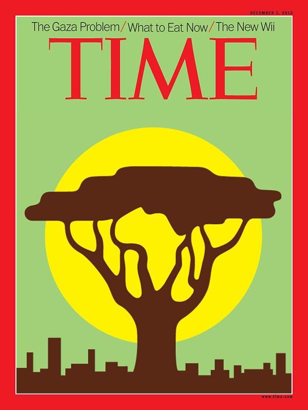 Нома Бар Noma Bar иллюстрации с двойным смыслом Африка