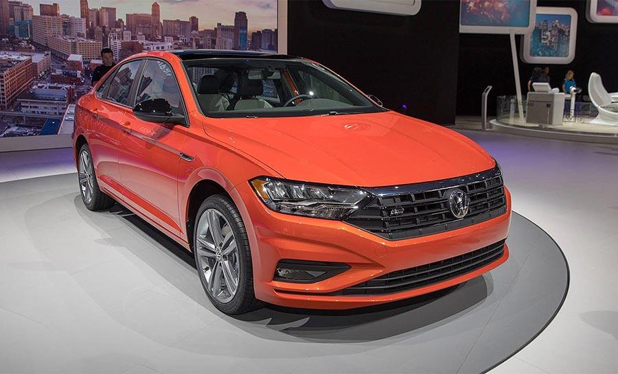 Детройт-2018 Volkswagen Jetta