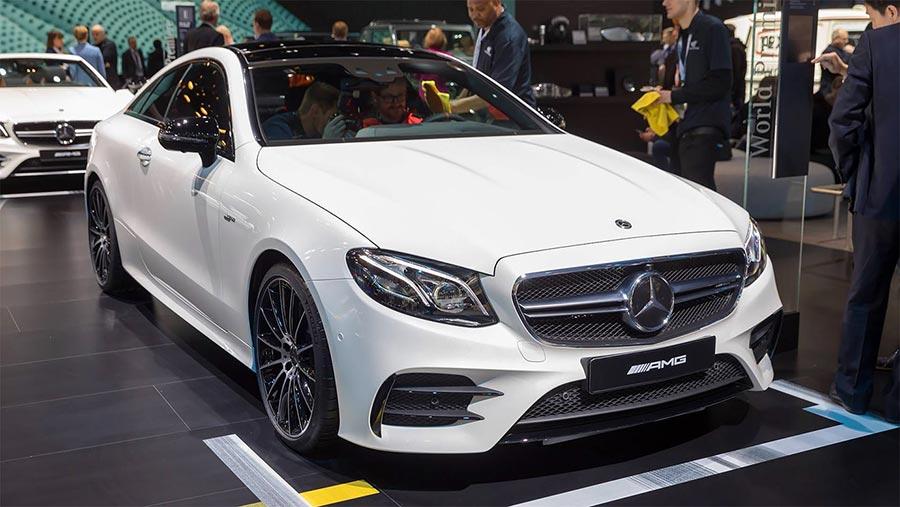 Детройт-2018 Mercedes AMG 53