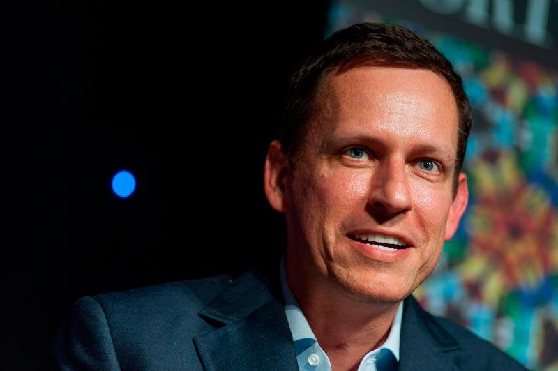 Сооснователь PayPal Питер Тиль Peter Thiel