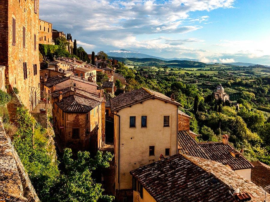 места где хорошее вино Тоскана Италия Tuscany Italy