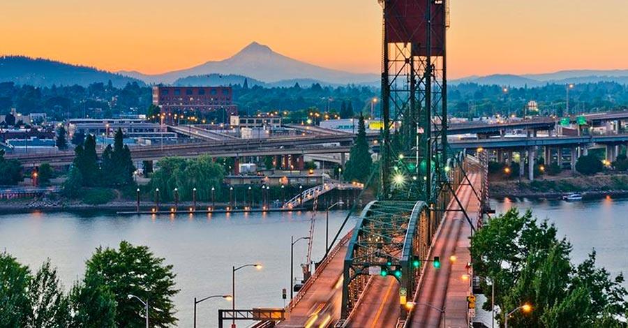 места где хорошее вино Портленд Орегон США Portland Oregon USA