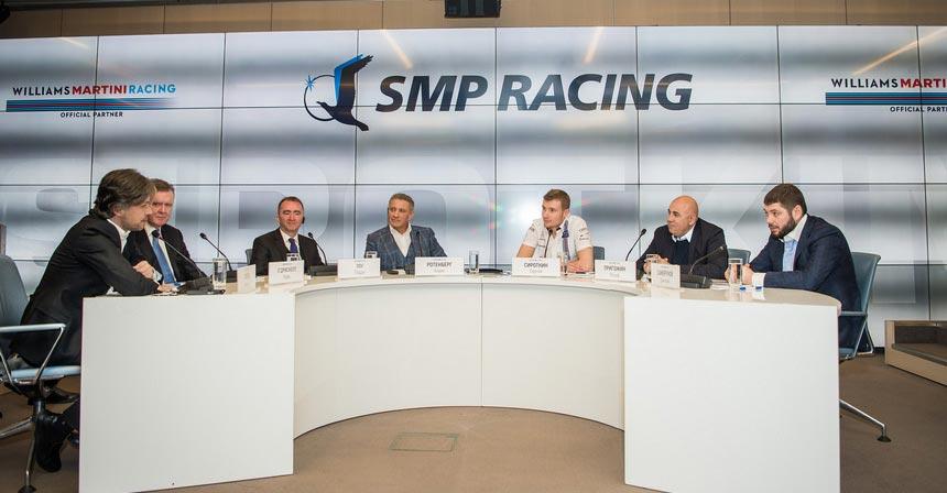 Пресс-конференция Сергея Сироткина в Москве