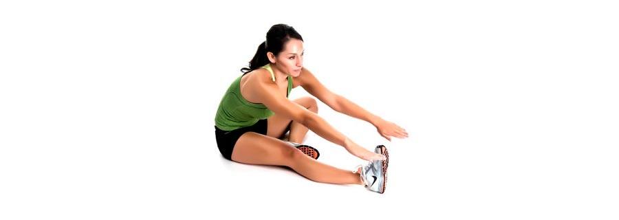 Комплекс упражнений для коленей