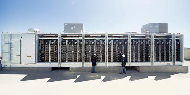 Siemens начнёт выпускать собственные системы хранения электроэнергии