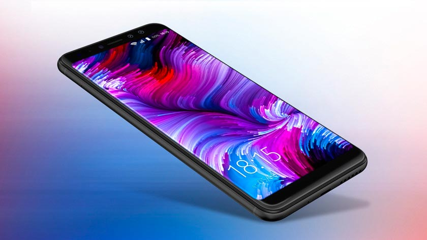 смартфон smartphone BQ Space X