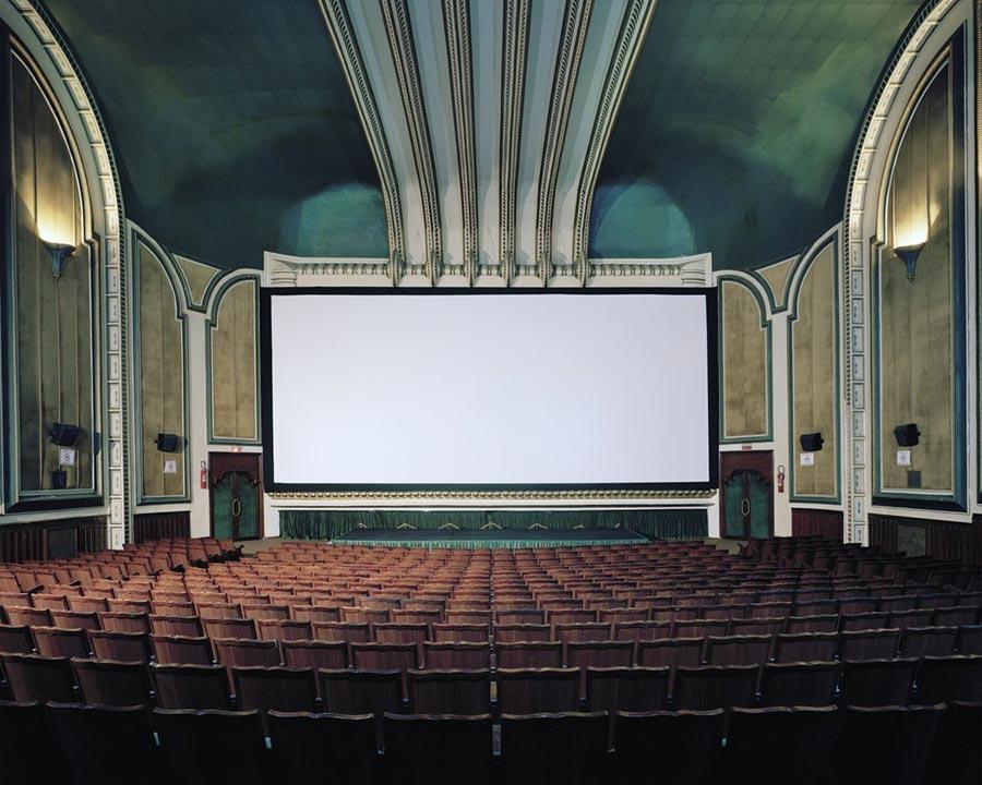 фото-проект Стефан Заубитцер: исчезающие кинотеатры мира