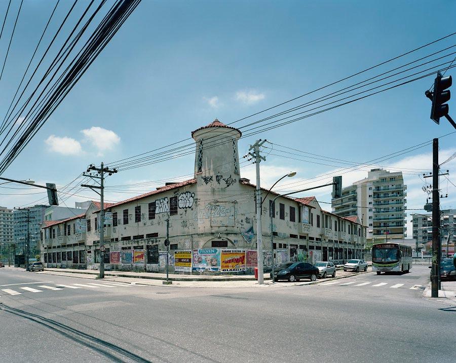 фото-проект Стефан Заубитцер: исчезающие кинотеатры мира Бразилия