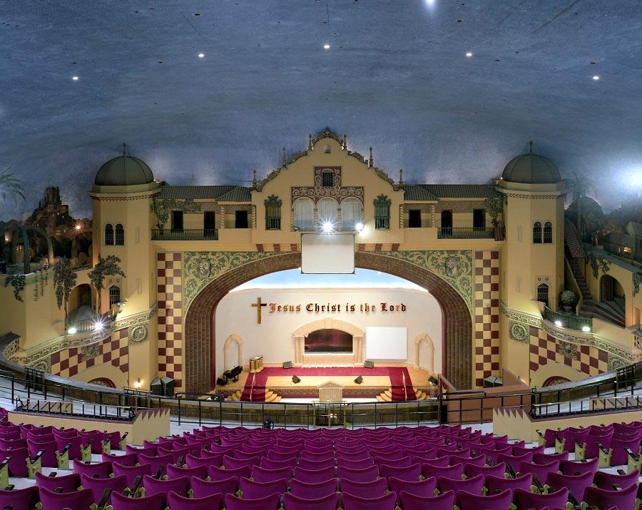 фото-проект Стефан Заубитцер: исчезающие кинотеатры мира Англия
