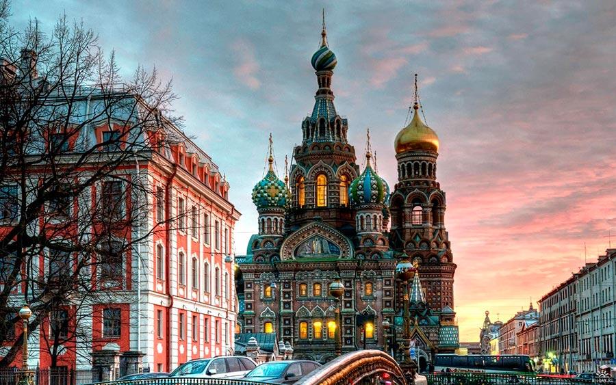 Санкт-Петербург лучшее место в Европе