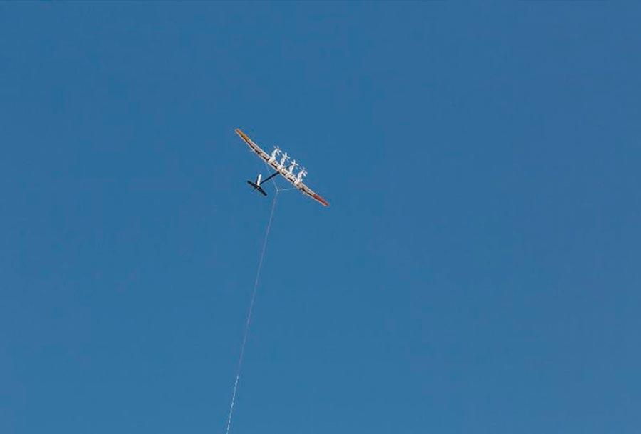 technologies технологии 2018 воздушный змей-ветрогенератор kite wind generator