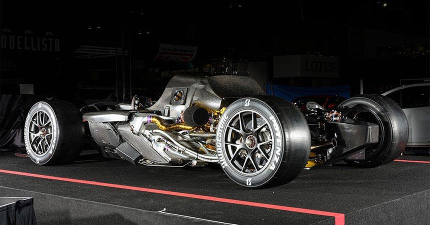 Toyota GR Super Sport: 1000-сильный гиперкар
