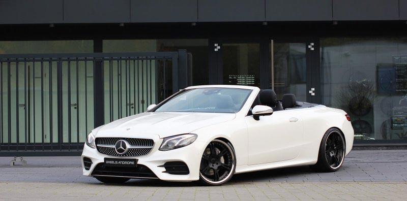тюнинг Mercedes-Benz E-Class Wheelsandmore