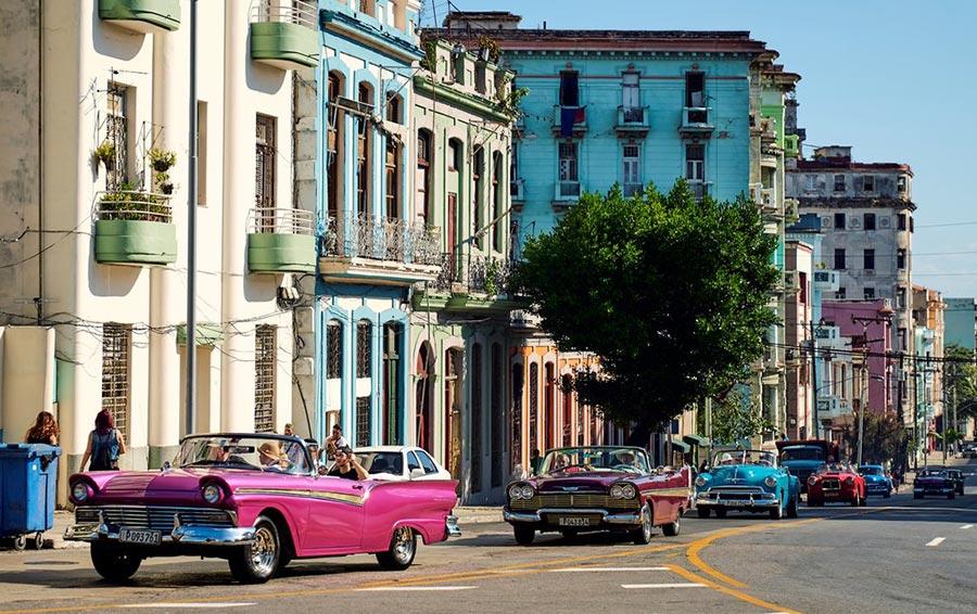 теплые места Гавана Куба