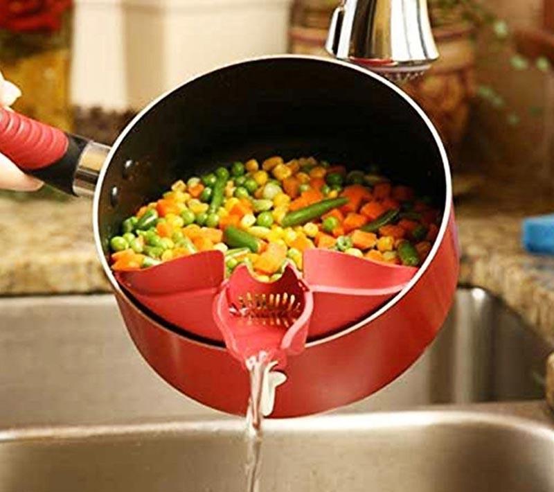 кухонные приспособления Носик для слива
