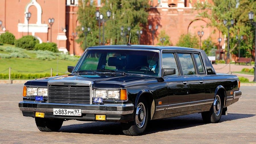 Сделано в СССР 8-цилиндровые автомобили ЗИЛ-41047