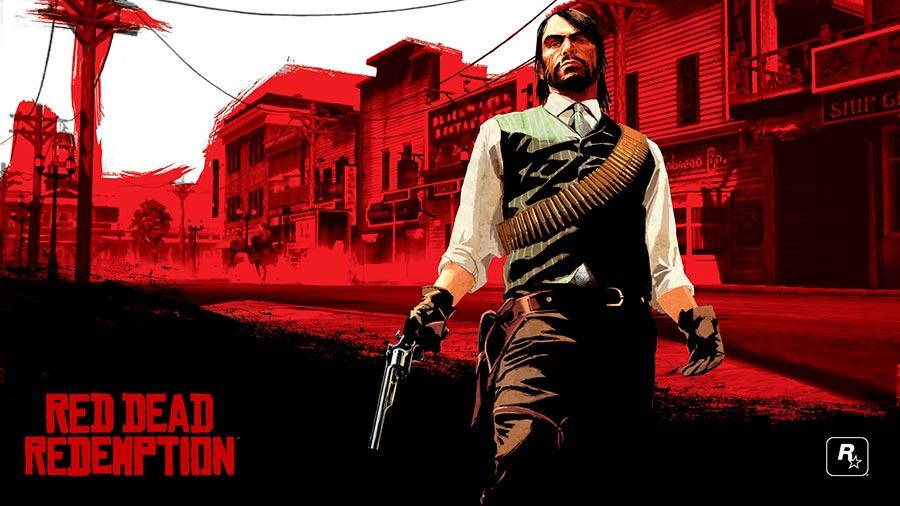 Поиграть в GTA V и Red Dead Redemption в 2018 году можно будет «на ходу»