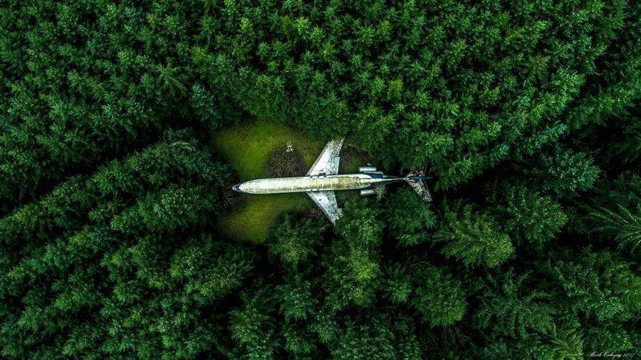 Победители конкурса дрон-фотографии SkyPixel 2017