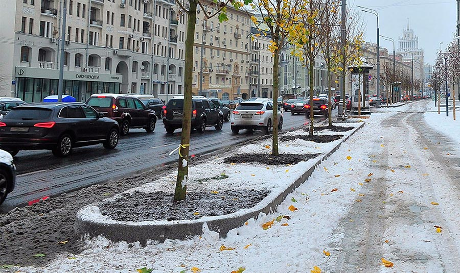 Зима: как ездить, чтобы не попасть в аварию