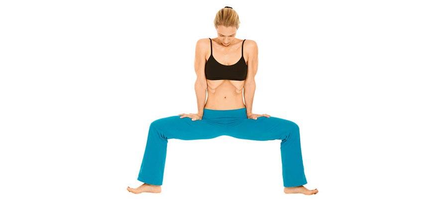 Йога: укрепляем мышцы живота