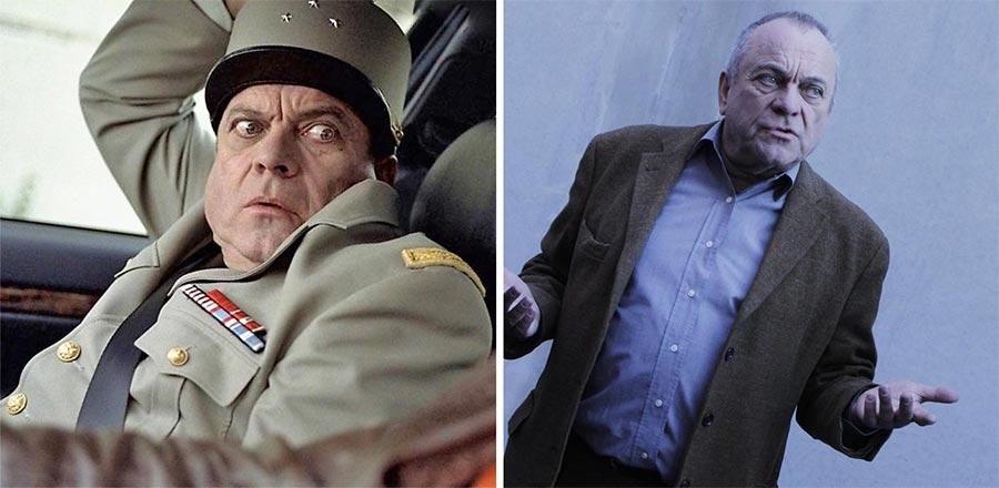 Актер фильма комедия такси Жан-Кристоф Буве генерал Бертино