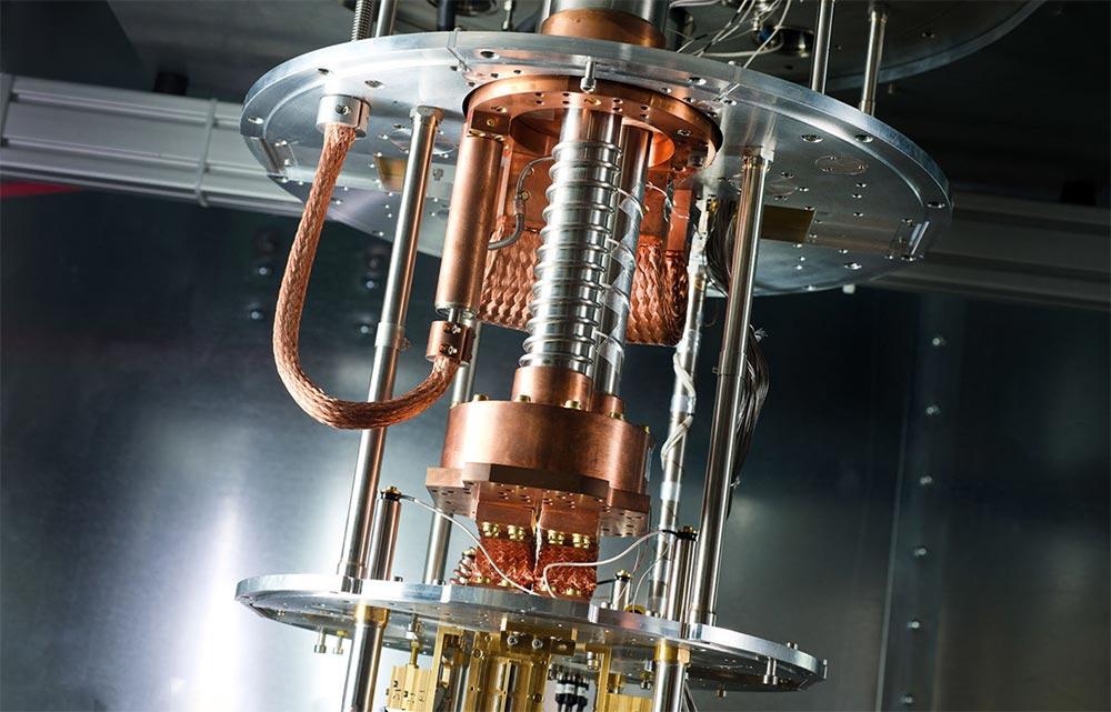квантовый компьютер технологии 2018 года