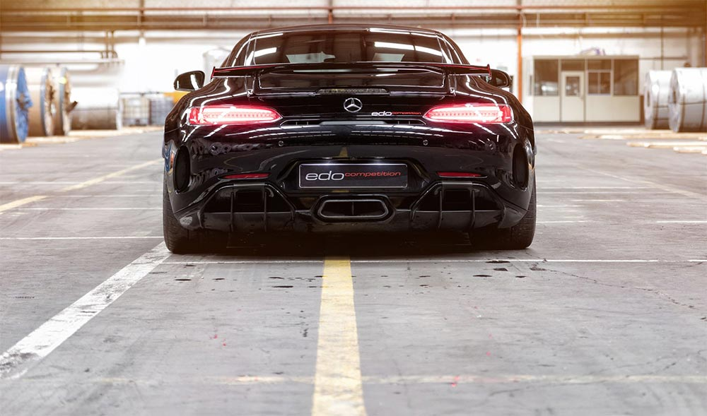 Mercedes-AMG GT R тюнинг Edo Competition