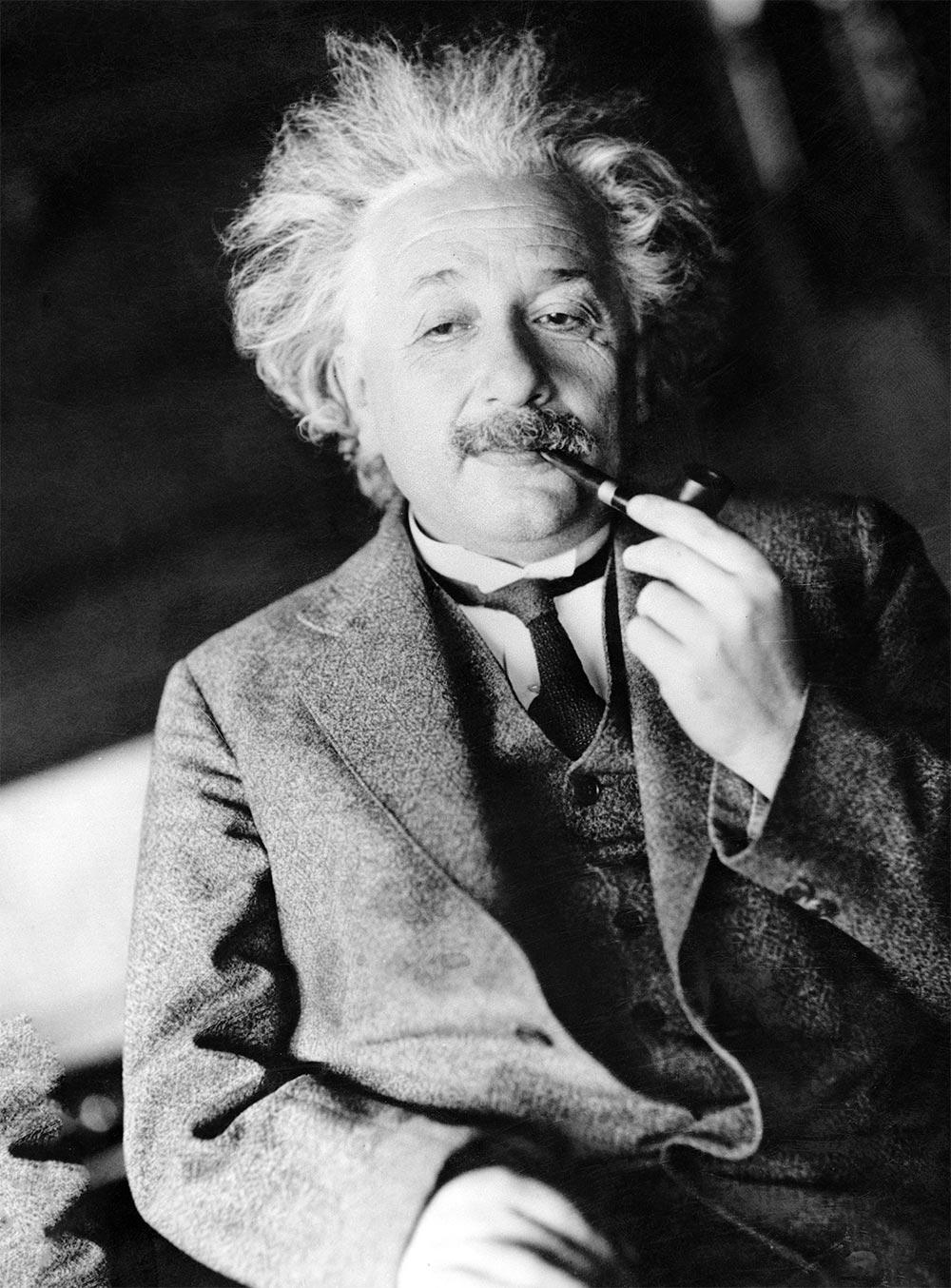 известные личности левши Альберт Эйнштейн