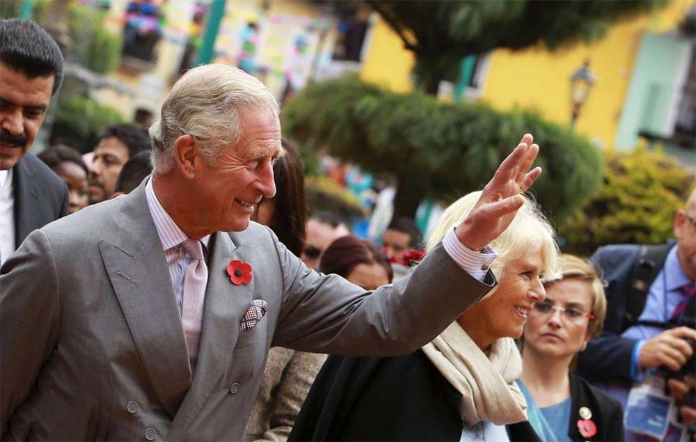 известные личности левши Принц Чарльз