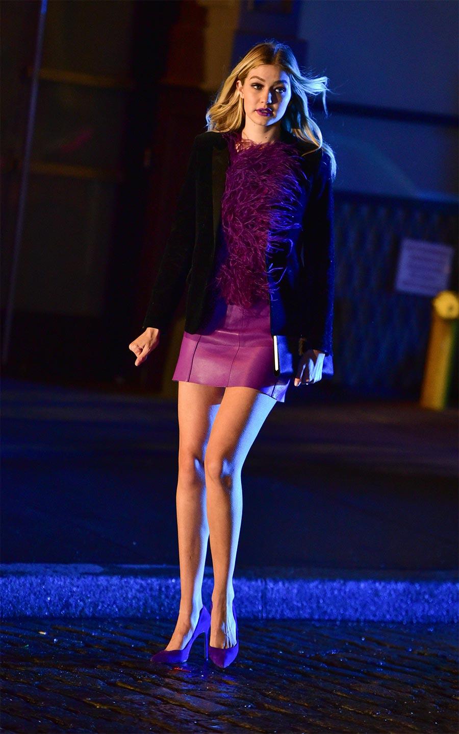 Джиджи Хадид фишки уличной моды