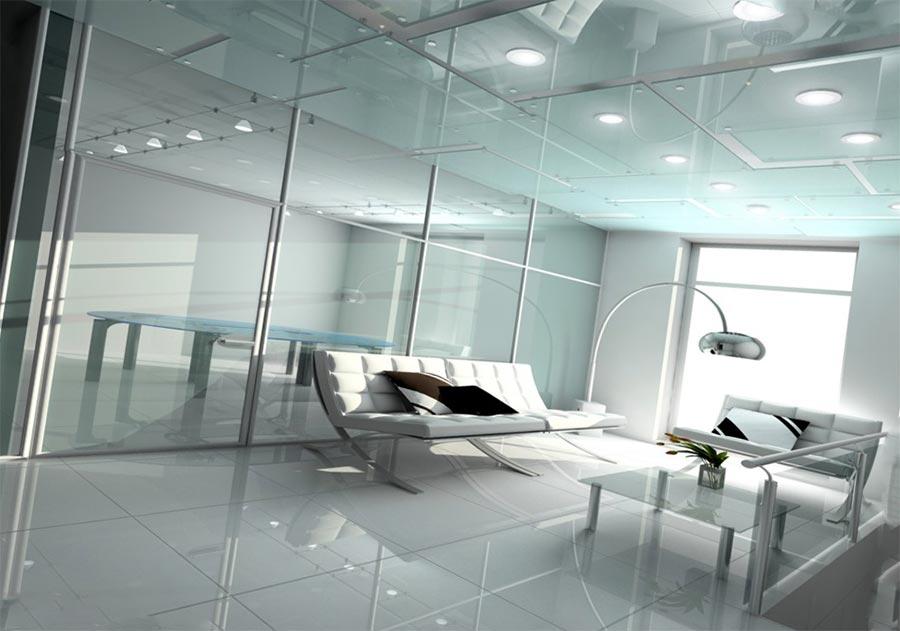 Дизайн интерьеров: стили для новичков Хай-тек