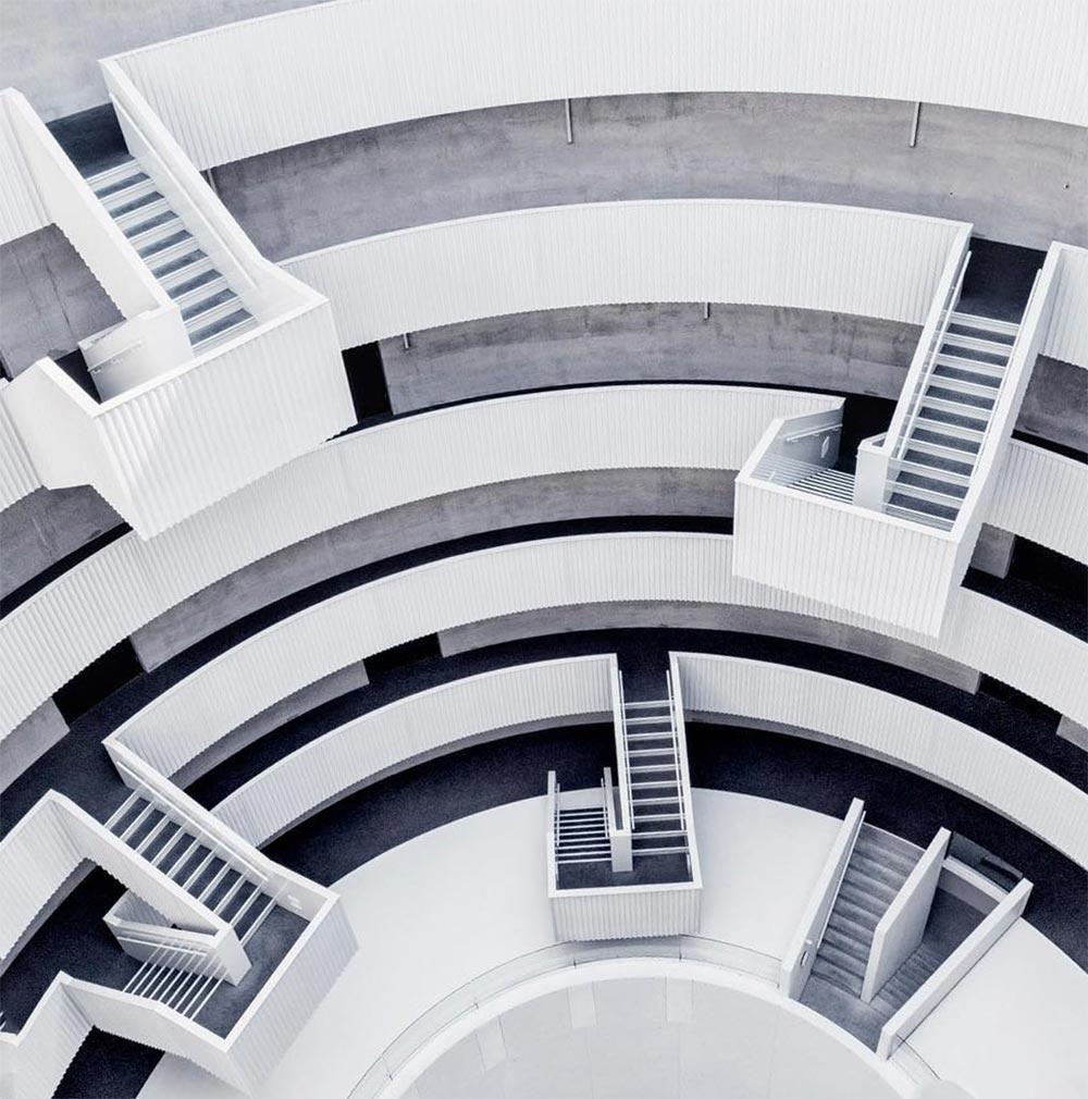 Nick Franck Ник Франк креативная архитектура