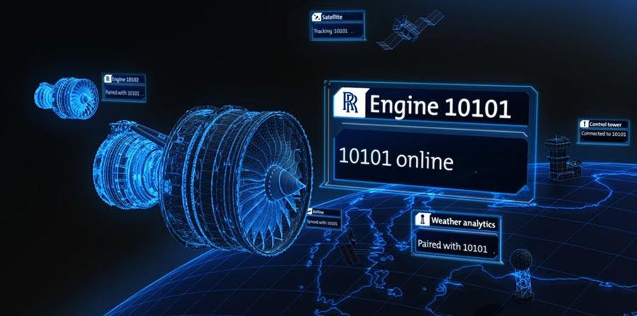 ИИ-авиадвигатели Rolls-Royce позволят самолетам общаться