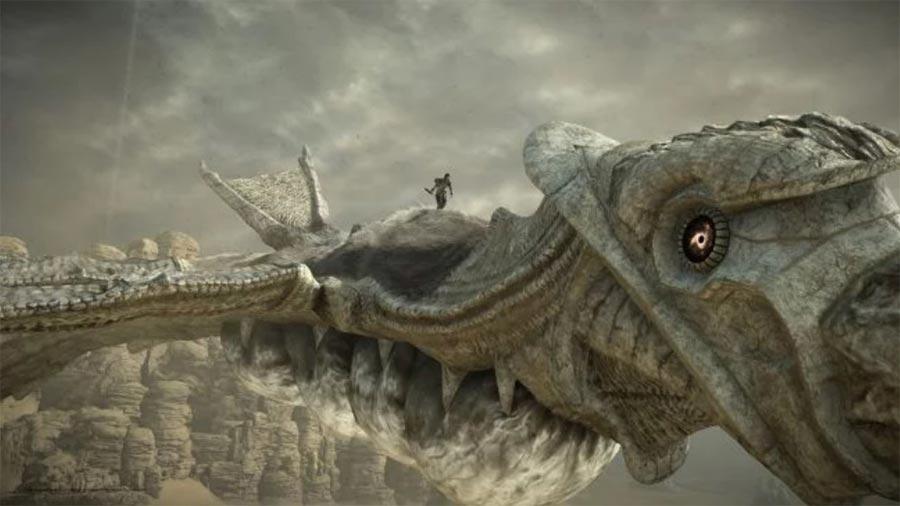 Обзор игры Shadow of the Colossus