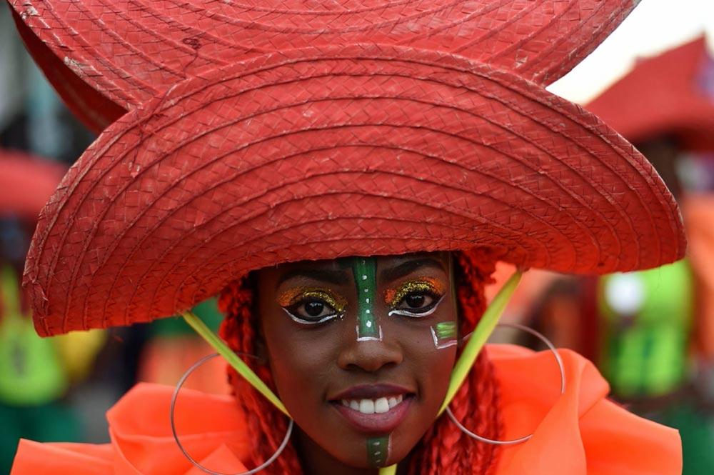Национальный карнавальный парад Порт-о-Пренс Гаити