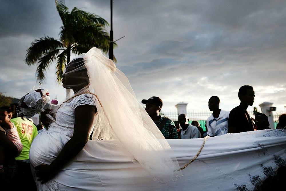 карнавал Порт-о-Пренс Гаити