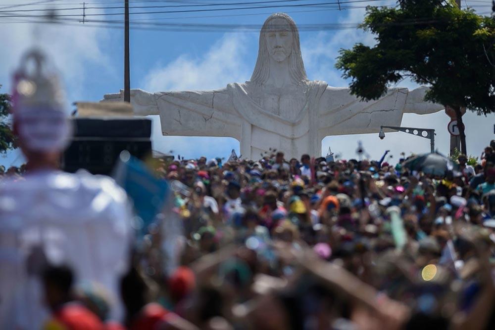 Карнавал Pena де Pavao Белу — Оризонти Бразилия