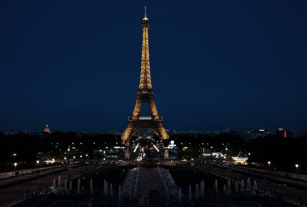 страны без центрального отопления Франция