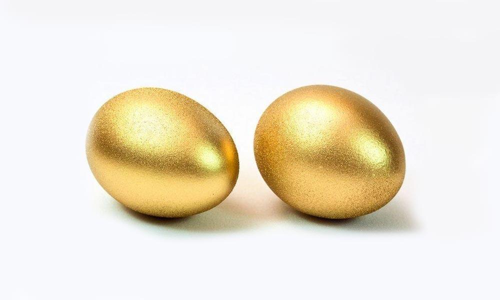 Пасха: способы как покрасить яйца