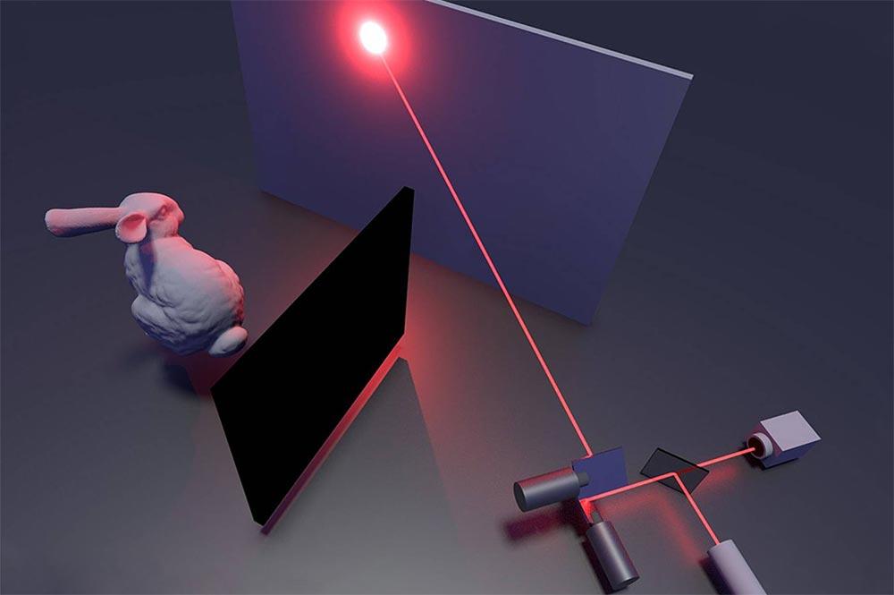 Лазерная технология позволит замечать препятствия вне зоны видимости