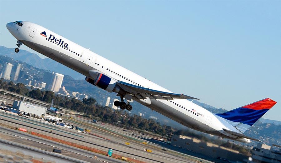 длинные авиарейсы в мире Delta Air Lines